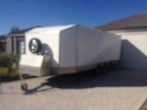 huge car trailer Baldivis Rockingham Area Preview
