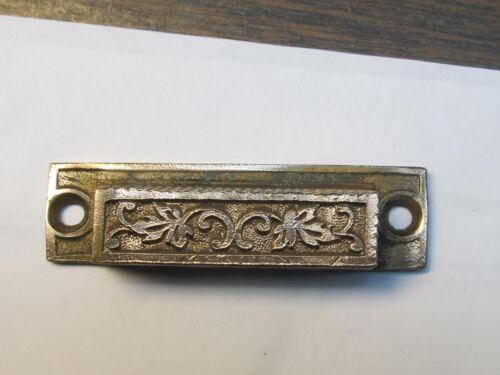 Vintage East Lake Brass  Door  Catch