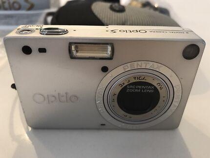 optio s4i digital camera for sale digital compact cameras rh gumtree com au Pentax Compact Camera Pentax 16MP Camera