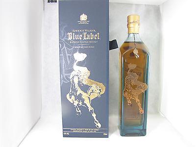 Johnnie Walker Whisky Blue Label Horse Edition 750ml Full Sealed ()