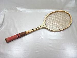 raquette de tennis ancienne en bois rossignol longueur 68 cm ebay. Black Bedroom Furniture Sets. Home Design Ideas