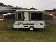Jay I eagle pop up caravan  Wyee Lake Macquarie Area Preview