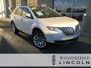 2015 Lincoln MKX LEATHER HEATED SEATS, NAVIGATION, MOONROOF