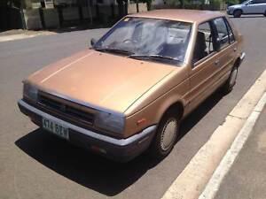 1987 Holden Gemini SL/X Sedan North Toowoomba Toowoomba City Preview