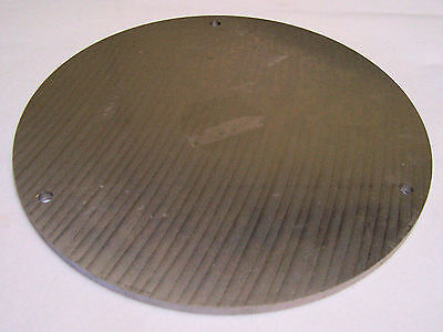 4 Aluminum Discs 38 Thick X 14 38 Dia. Mic-6 Cast Tooling Plate Disk