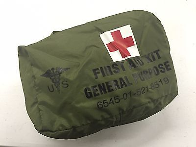 Usgi Military First Aid Kit Ifak Pouch General Purpose Medical Blowout Bag