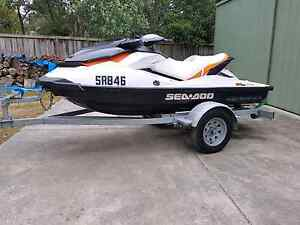 $8750 IF GONE TODAY!!! 2011 Seadoo GTI 130 with Trailer Mount Eliza Mornington Peninsula Preview