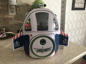 Toy Story Buzz Lightyear BoomBox CD Player
