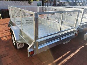 HIRE: 8x5 Single axle  Holden Hill Tea Tree Gully Area Preview