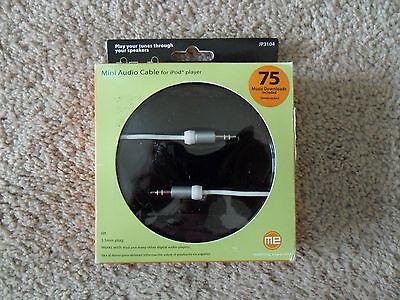 NEW Jensen Flexible Desktop Boom Microphone JMP-13 JMP 13 3.5mm Stereo Mini plug