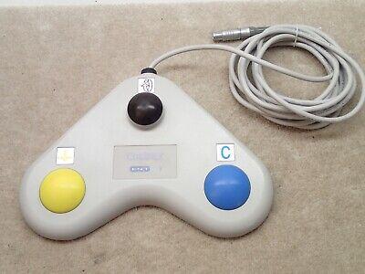 Arthrocare Entec Coblator Foot Switch Control Unit