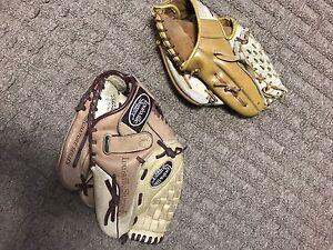 Baseball gloves for sale