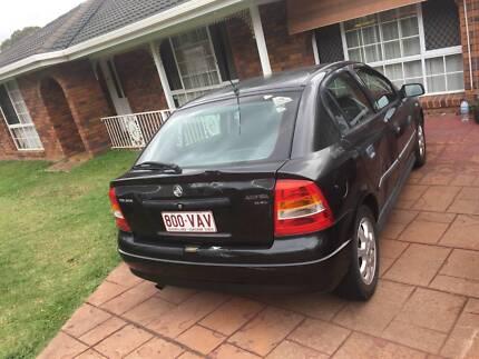 2001 Holden Astra Hatchback