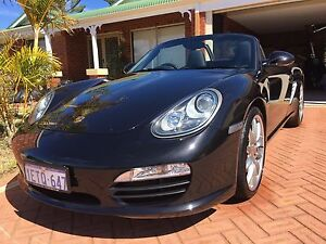 Porsche Boxster 987 S 3.4L PDK Sports Chrono MY11 LOW KMS! Iluka Joondalup Area Preview