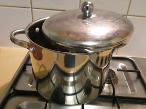 Cookware Baccarat Stock pot 25cm Mitcham Whitehorse Area Preview