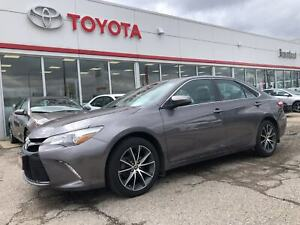 2016 Toyota Camry XSE, Navigation, Off Lease, BU Camera