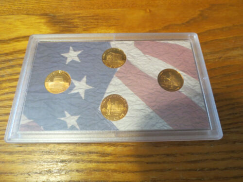 2009 Lincoln Cent 4 Coin Proof Set