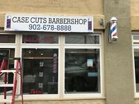 Barber wanted busy shop