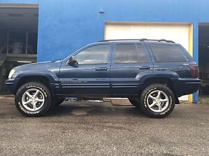 2001 Jeep Grand Cherokee LIMITED SUV, Crossover