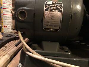 Edwards vacuum pump and Compressor RB4