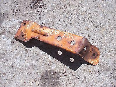 Ford 8n Tractor Rear Light Mount Brace Bracket T Fender Bracket 9n