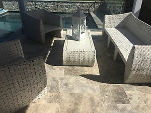 Outdoor lounge suite Wellington Point Redland Area Preview