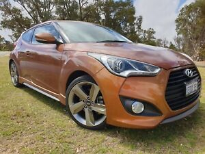 2012 Hyundai Veloster Turbo low km Wangara Wanneroo Area Preview