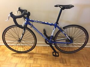 Blue Argon Xenon 24 Road Bike size XS. Trades welcome!