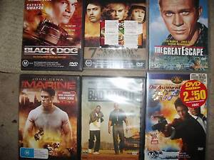 asortment of dvd movies Scoresby Knox Area Preview