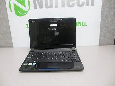 Acer Aspire One 532H-2622 Atom N450 1.66GHz 2GB/80GB WiFi Webcam Laptop NO AC
