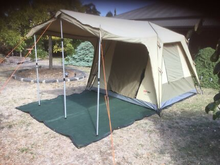 Black Wolf Turbo 240 Tent & black wolf turbo tent | Camping u0026 Hiking | Gumtree Australia Free ...