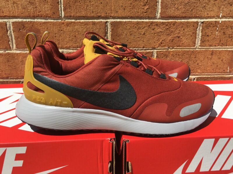 finest selection fc7ee 03868 Nike Air Pegasus A T Mars Stone Black Mens Trail Shoes 924469 601 ACG