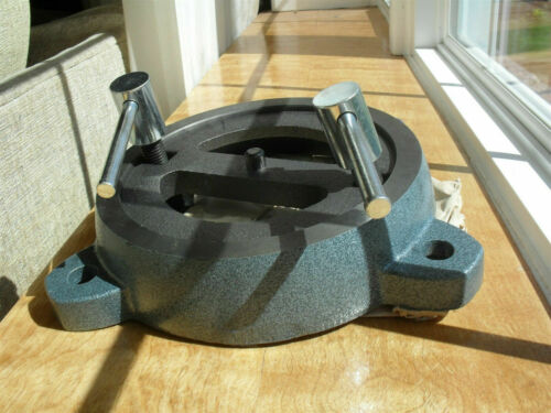 WILTON VISE COMPLETE BASE ASSEMBLY OE , FITS 600S, C2