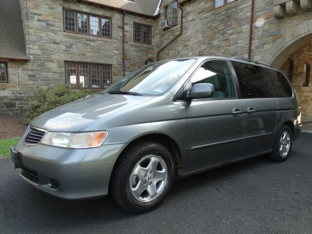 Imagen 1 de Honda Odyssey  gray