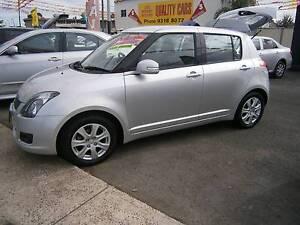 2010 Suzuki Swift Hatchback RE.4  AUTO Maidstone Maribyrnong Area Preview