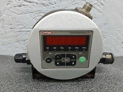 Hydac Cs1220-a-0-0-0-0-000 Contamination Sensor 4350 Psi