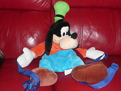 DISNEY GOOFY BACKPACK /BAG - SEE PHOTO