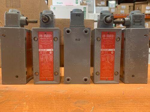 802X-A7 C Oiltight Limit Switch Lever Type NEMA 4/13 Allen Bradley NEW NO BOX