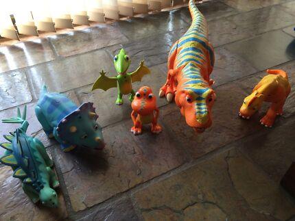Dinosaur Train interactive toys Terrigal Gosford Area Preview
