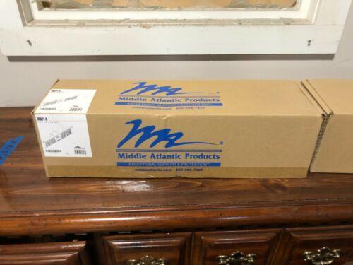 new middle atlantic products uqfp-4d ULTRA QFP 4 FAN LED DISPLAY