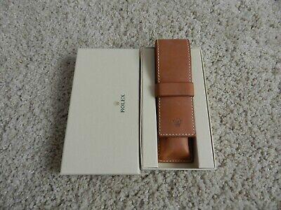 Rolex Pen Holder Pouch Cover Case Best (Best Leather Pen Holder)