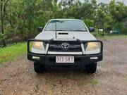 2008 Toyota Hilux SR Dual Cab Cannonvale Whitsundays Area Preview