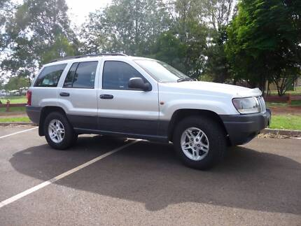 2005 Jeep Grand Cherokee Wagon Toowoomba Toowoomba City Preview