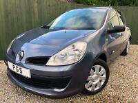 "2006/06 RENAULT CLIO 1.6 VVTI 5DR EXPRESSIONS AUTOMATIC ""ONLY 50K"""