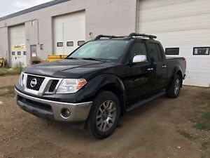 Looking to trade: 2012 Nissan Frontier SL