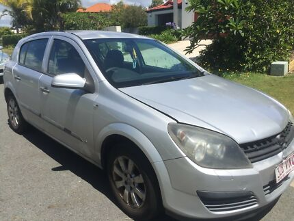 2005 Holden Astra Hatchback AS IS!