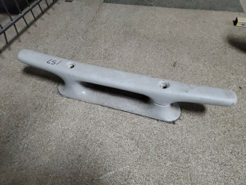 """Large Ship Cleat Bollards 41"""" x 4"""" Heavy Duty Boat Ship Dock EXCD"""