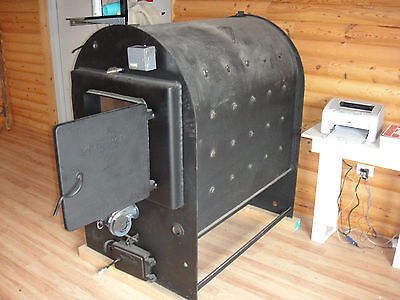 Indoor Wood Furnace Boiler Royall Dummy 6150