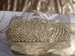 Brand New Beautiful Tiara Crown
