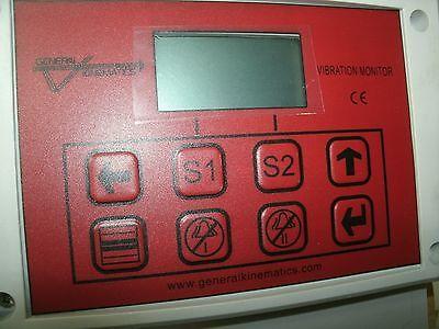 Hindon General Kinematics Vibration Monitor 10-07-315-a 1007315a New